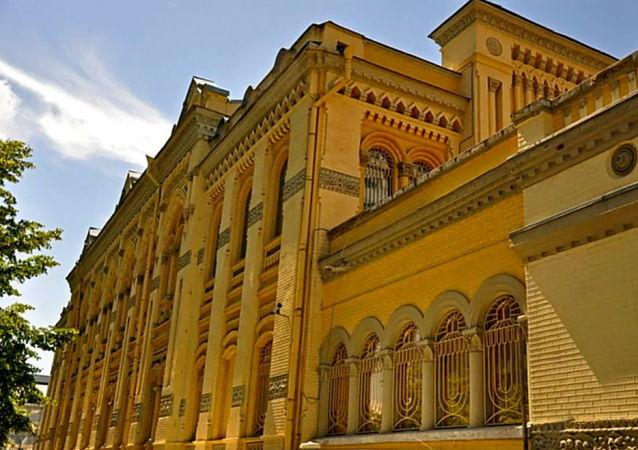 基辅的布罗德斯基犹太教堂