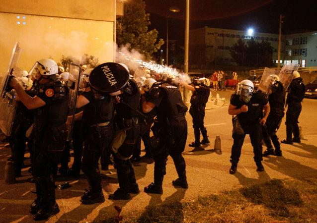 波德戈里察骚乱