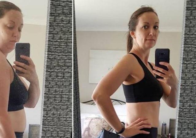 新西兰女子分享成功减肥37公斤的经验