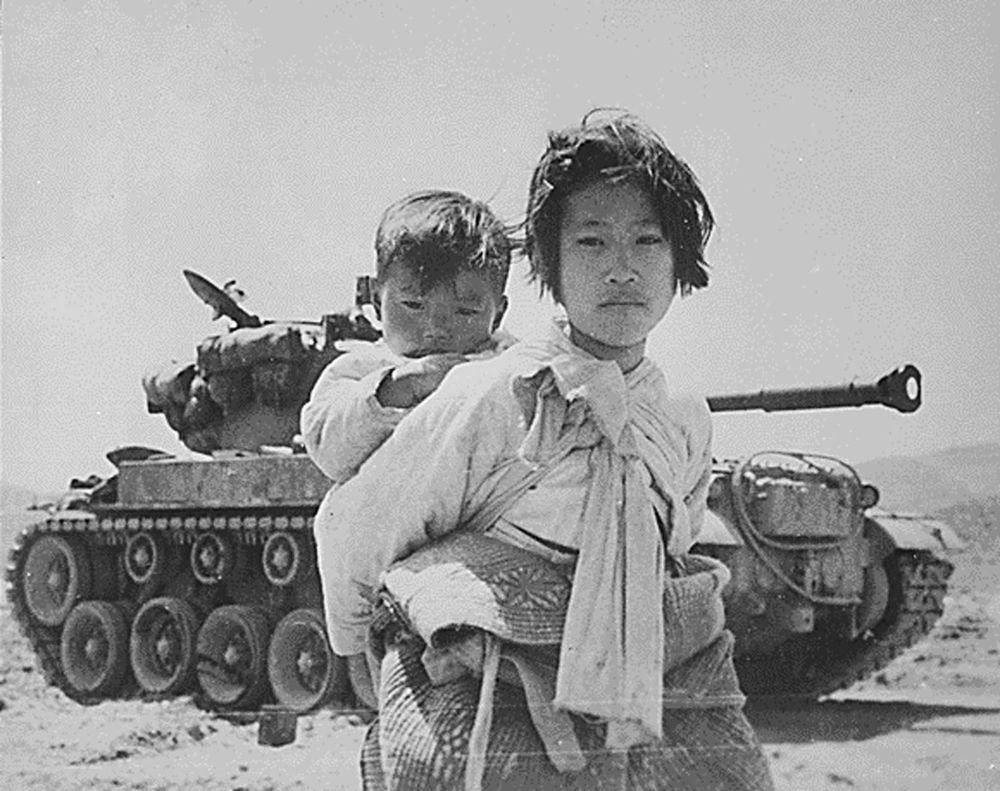 """""""朝鲜战争爆发70周年"""""""