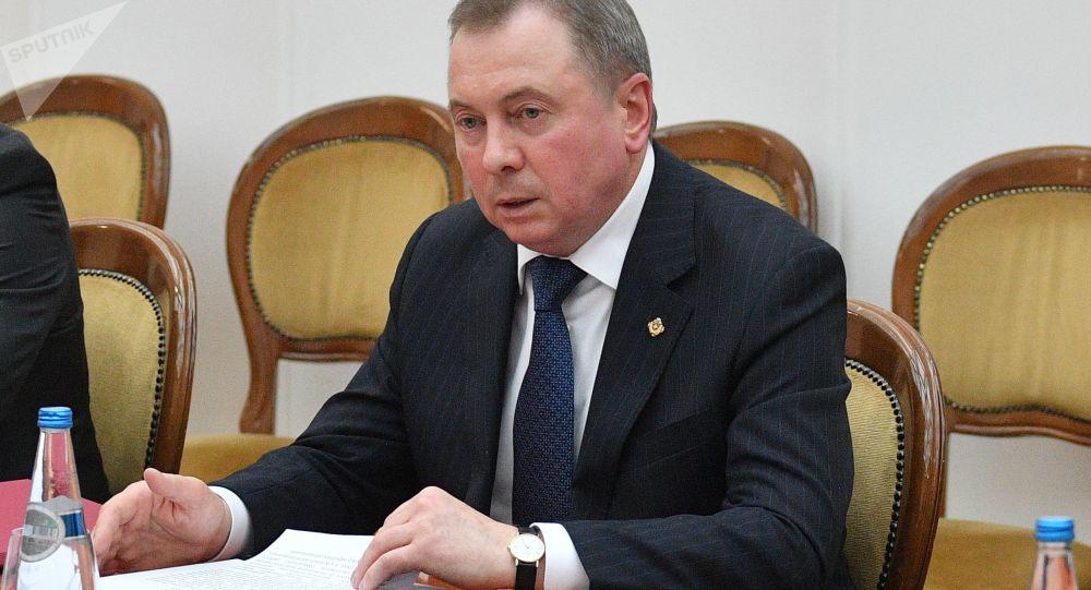 白俄外长称从美国购买石油为长期计划