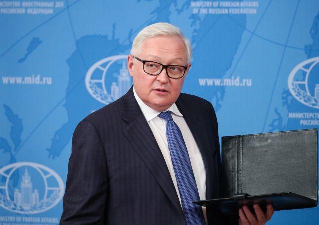 谢尔盖·里亚布科夫