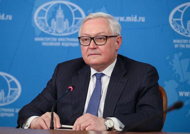谢尔盖•里亚布科夫