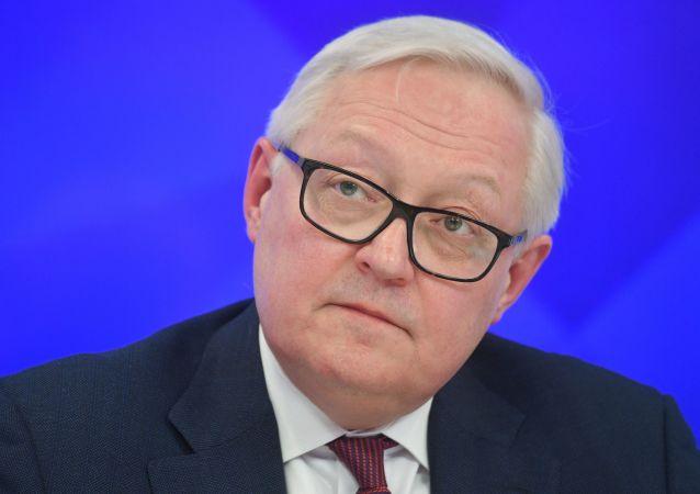 俄罗斯外交部副部长里亚布科夫