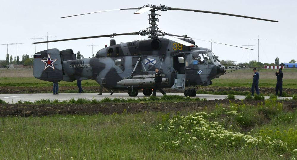 卡-29直升机