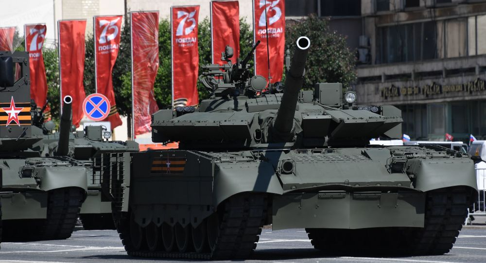 T-80BVM坦克