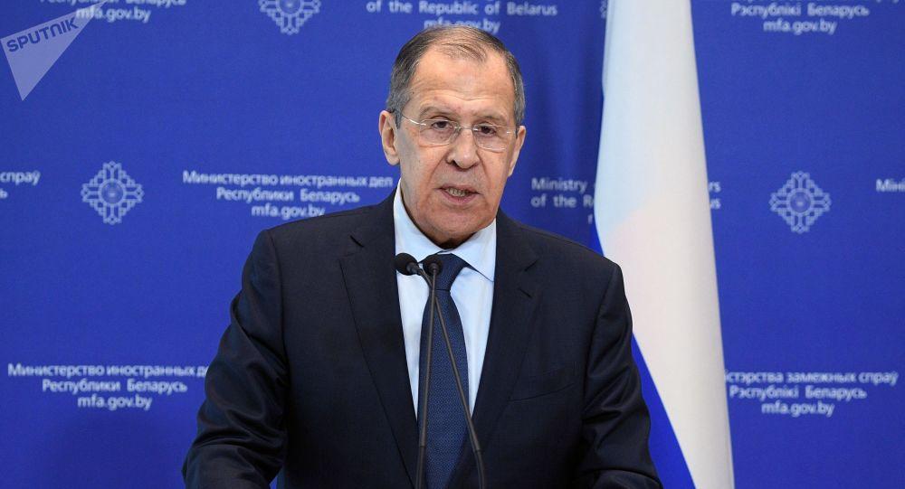 俄外长:俄恢复驻利比亚使馆的工作 使馆将暂时在突尼斯境内