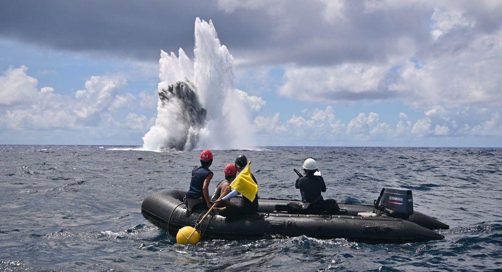 中国有能力应对印日任何海军活动