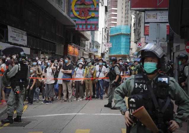 香港立法会前反对派议员涉扰乱会议秩序案将于明年2月再审
