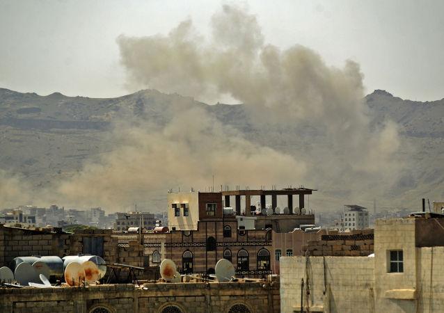 联合国人道主义事务协调厅:也门冲突5年来致死人数超过23万人