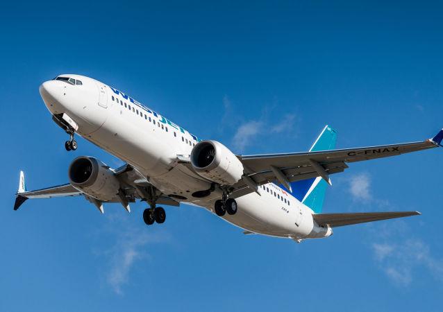 波音 737 MAX 8