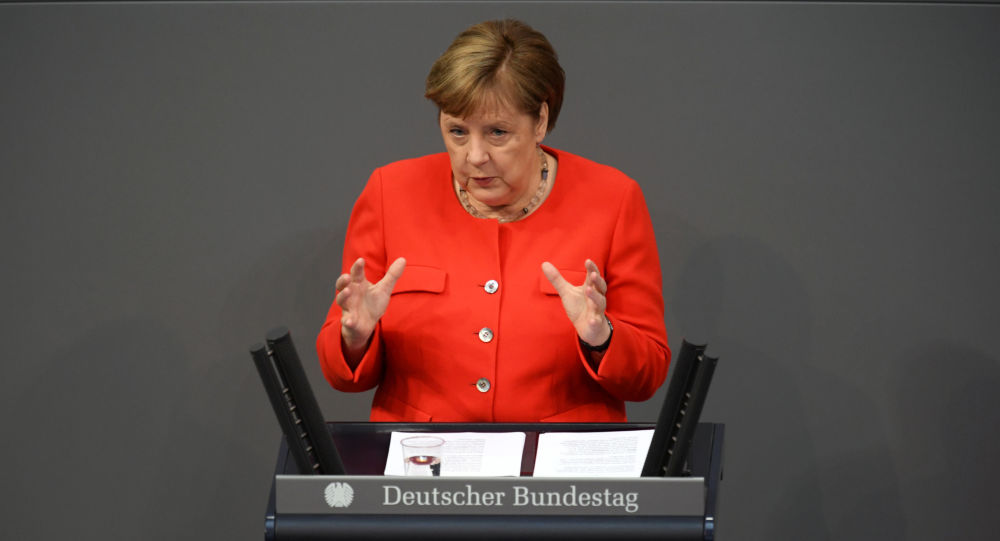 默克尔:尽管与特朗普存在分歧 但不会缺席G7峰会