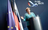 默克尔有意让欧盟与中国发展对话