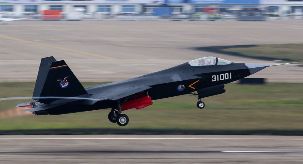 俄媒:中国将在第五代战斗机方面超过俄罗斯联邦