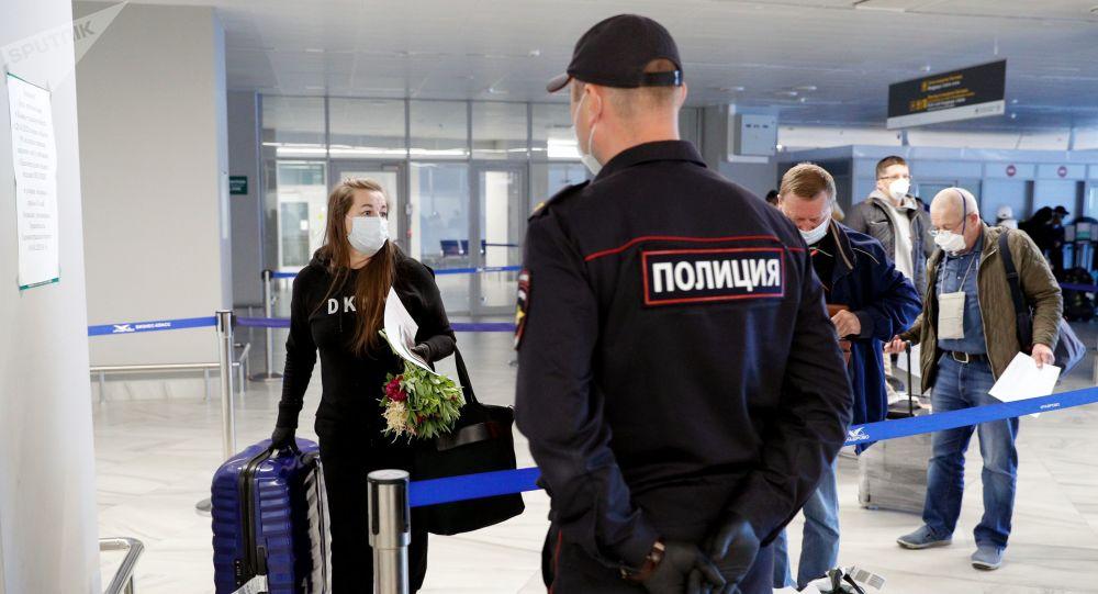 俄航空公司和机场总体上完成违反抗疫措施的整改