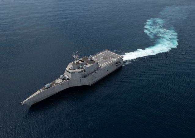 美国战舰去年用掉导弹至今未补上