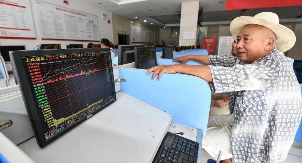 是什么拉动了中国股市?