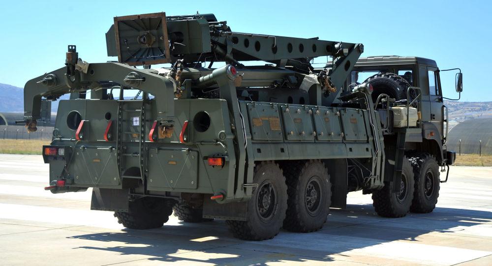 土耳其防长:购买俄制 S-400防空导弹并不意味着疏远北约