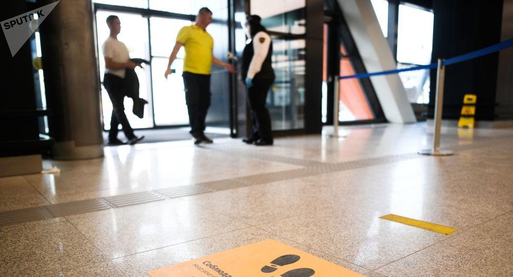 莫斯科谢列梅捷沃机场D航站楼将于7月27日恢复运营