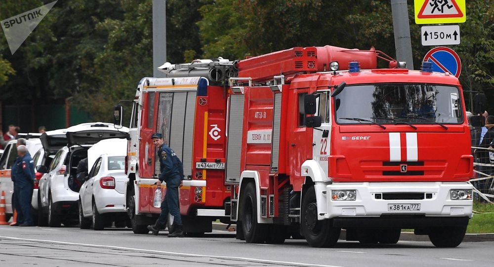 俄克拉斯诺亚尔斯克戒毒所发生火灾致4死2伤