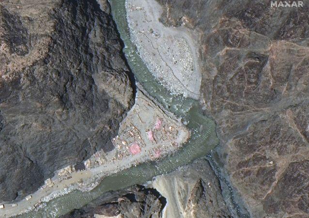 华媒:印度在中印边境冲突期间丢下大量越线人员