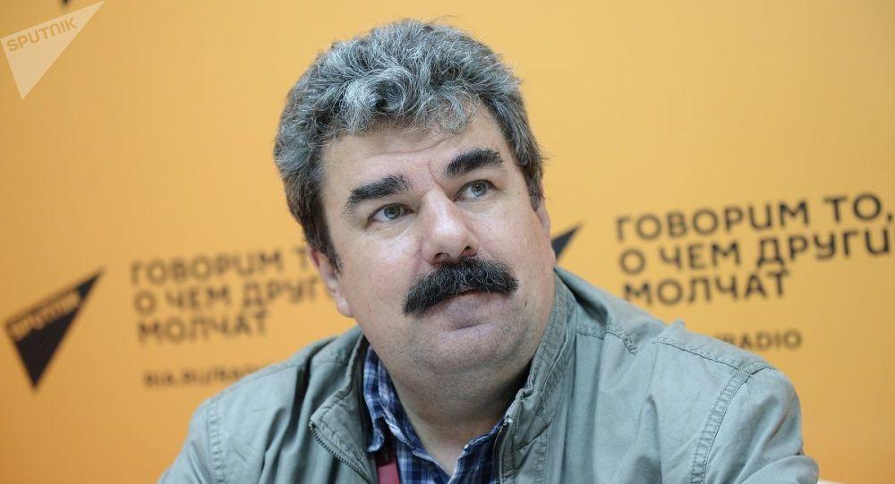 俄罗斯军事专家、《祖国武库》杂志编辑阿列克谢∙列昂科夫